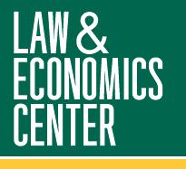 Second Annual Digital Information Policy Scholars Conference @ George Mason University Antonin Scalia Law School