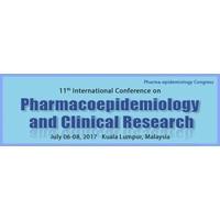 11th International Conference on Pharmacoepidemiology and Clinical Research @ Kuala Lumpur   Kuala Lumpur   Federal Territory of Kuala Lumpur   Malaysia