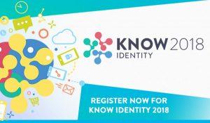 2018 KNOW Identity Conference @ Washington,  DC | Washington | District of Columbia | United States