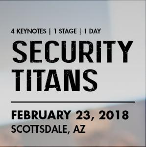 Security Titans @ Scottsdale | Arizona | United States