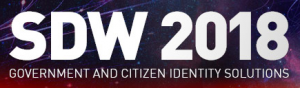 SDW 2018 Government and Citizen Identity Solutions @ London | England | United Kingdom