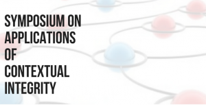 Symposium on Applications of Contextual Integrity @ Princeton | Princeton | New Jersey | United States