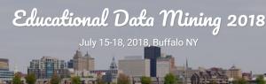 Educational Data Mining 2018 @ Buffalo | Buffalo | New York | United States
