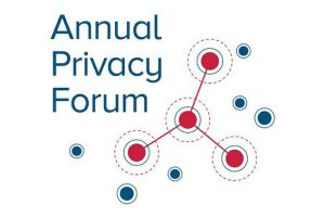 ENISA Annual Privacy Forum 2019 @ University of Rome Tor Vergata | Roma | Italy