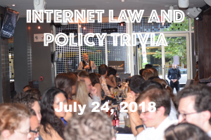 Internet Law & Policy Trivia Night @ Buffalo Billiards | Washington | District of Columbia | United States
