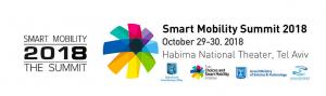 Smart Mobility Summit 2018 @ Habima National Theater | Tel Aviv-Yafo | Tel Aviv District | Israel