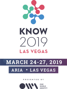 KNOW 2019 @ Las Vegas | Las Vegas | Nevada | United States