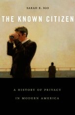 FPF Privacy Book Club – The Known Citizen: A History of Privacy in Modern America @ Online