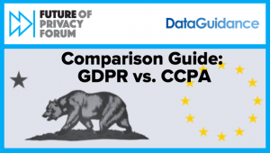 [Webinar] CCPA vs. GDPR: An in depth Comparative Analysis (Thurs, Dec 13, at 10:00 AM ET) @ Online