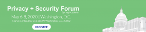 Privacy+Security Forum @ Marvin Center | Washington | District of Columbia | United States