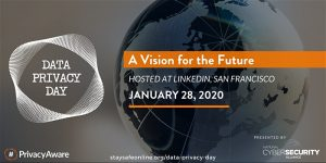 Data Privacy Day 2020 @ LinkedIn Corporation | San Francisco | California | United States