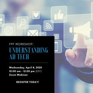FPF Workshop: Understanding Ad Tech